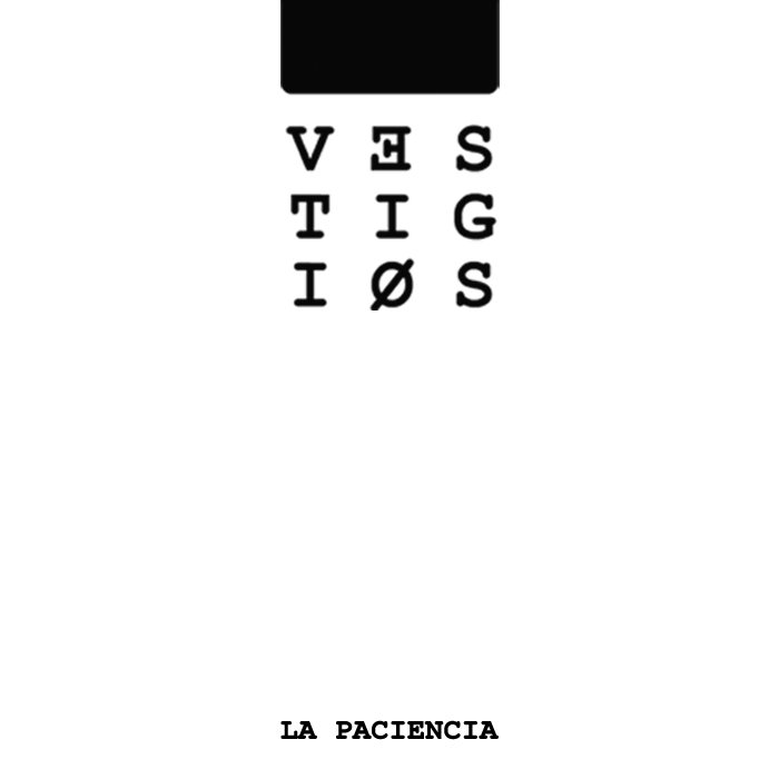 la paciencia cover art