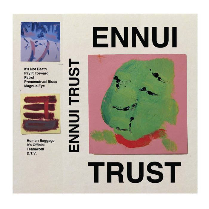 Ennui Trust cover art