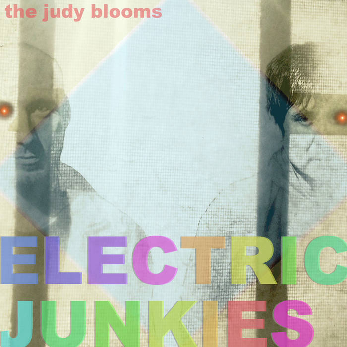 Electric Junkies EP cover art