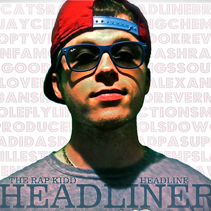 Headliner EP cover art