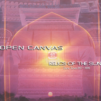 Relics of the Sun cover art