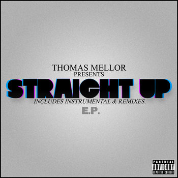 Straight Up & Remixes (EP) cover art