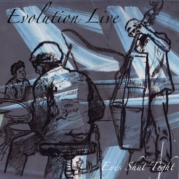 Evolution Live cover art