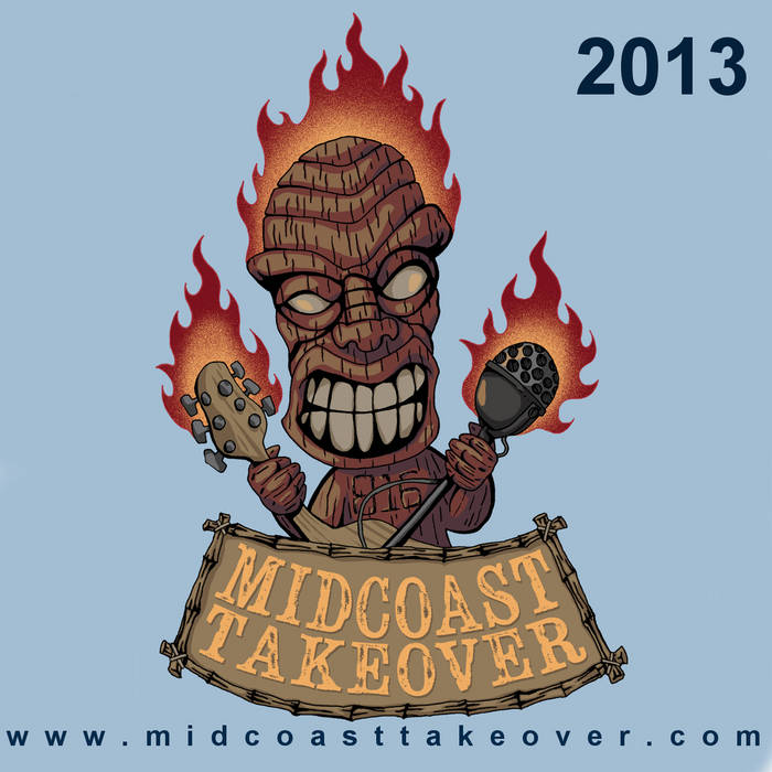 MidCoast Takeover 2013 cover art