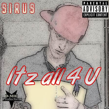 Sirus -It'z All 4 U cover art