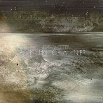 Concept of a Knife EP cover art