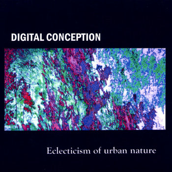 Eclecticism of Urban Nature cover art