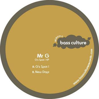 G's Spot ! EP cover art