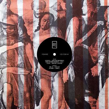 Ferro #02 cover art