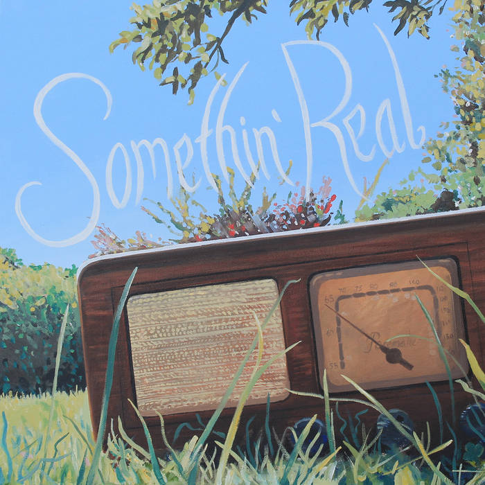 Somethin' Real cover art