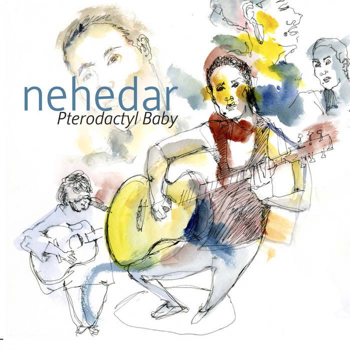 Pterodactyl Baby cover art