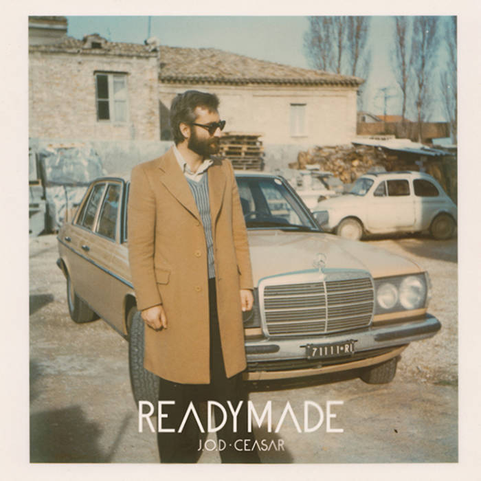 J.O.D & Ceasar - ReadyMade (EP) cover art