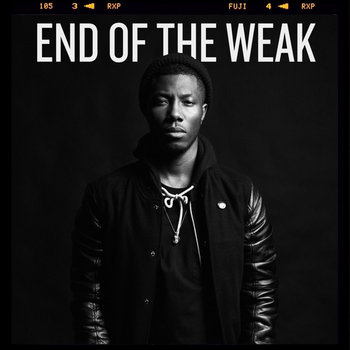 END OF THE WEAK cover art