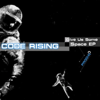 Give Us Some Space EP cover art