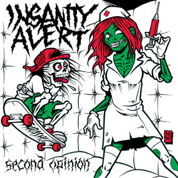Second Opinion cover art