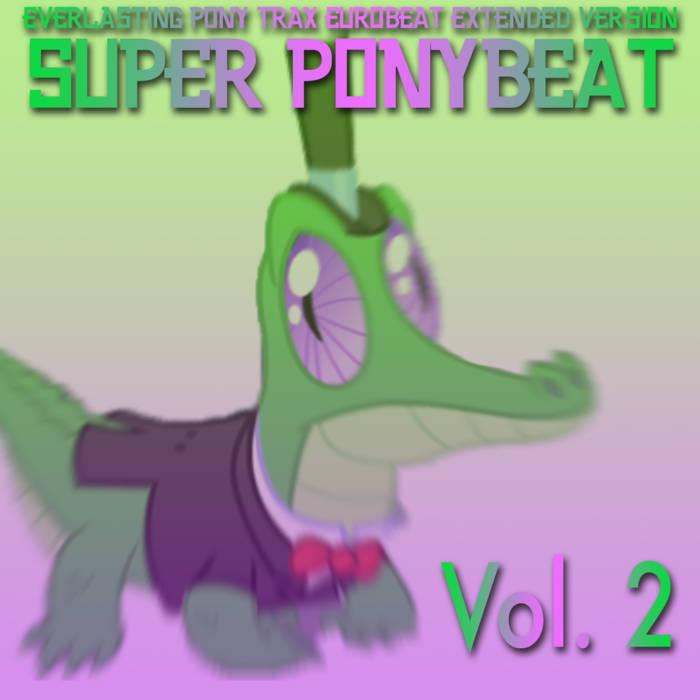 Super Ponybeat Vol. 2 cover art