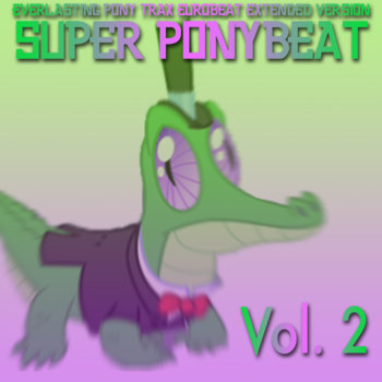 Super Ponybeat Vol. 2 cover art