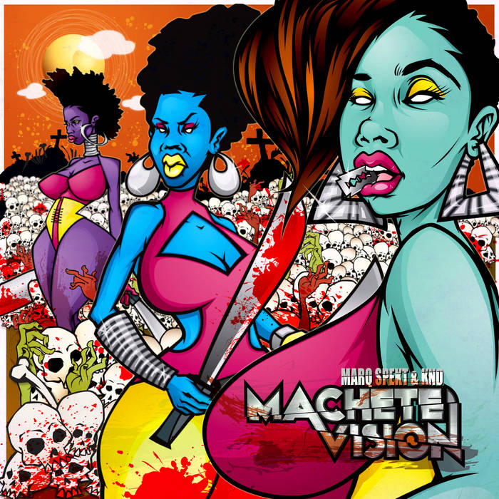 MacheteVision cover art