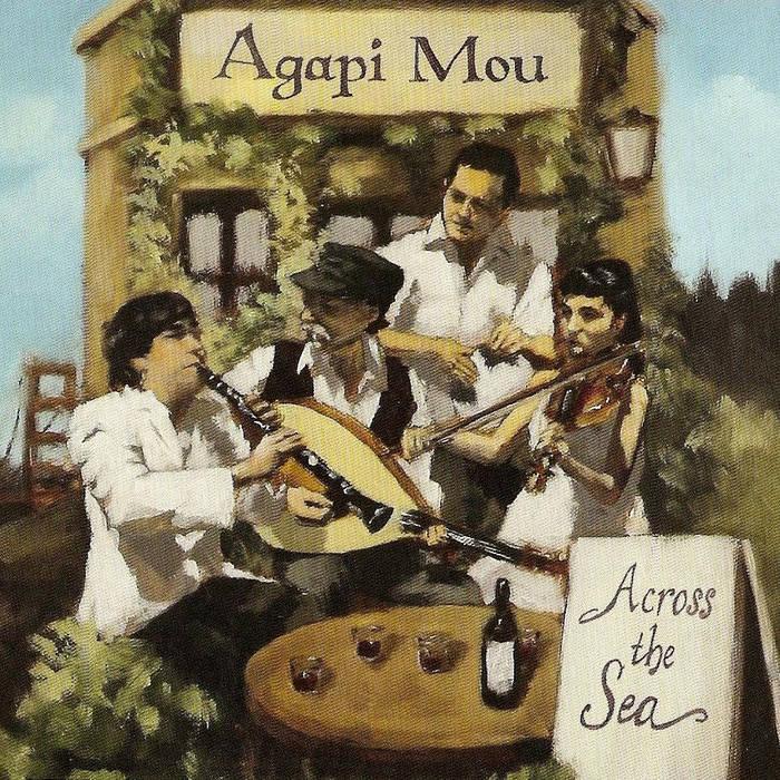 Across the Sea cover art