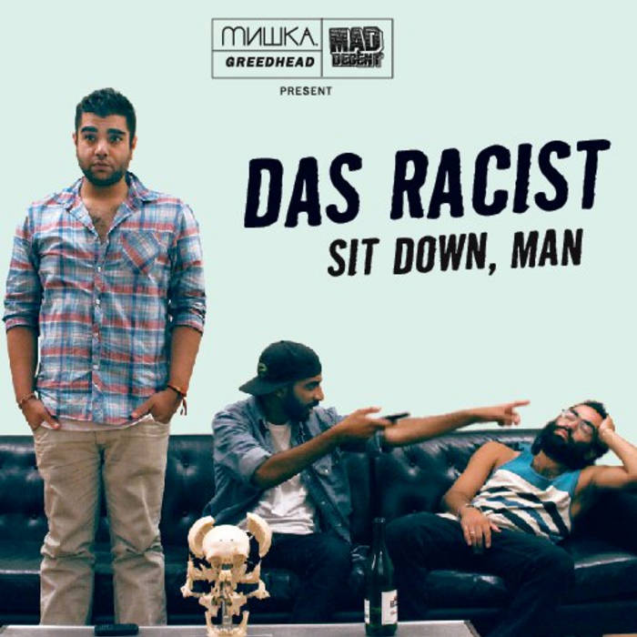 Sit Down, Man cover art