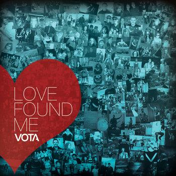 Love Found Me cover art