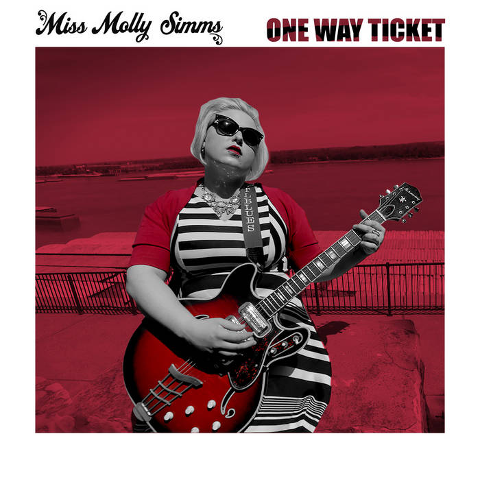 One Way Ticket cover art