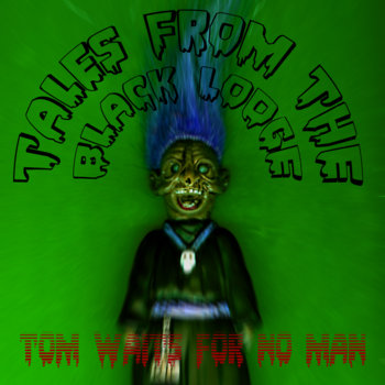 Tales From the Black Lodge cover art