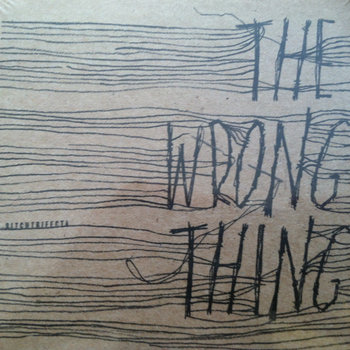 The Wrong Thing cover art