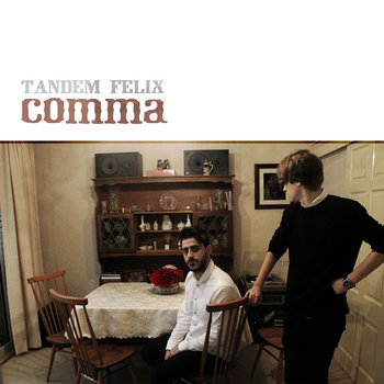 Comma cover art