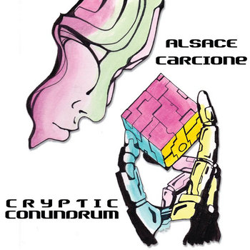 Cryptic Conundrum cover art