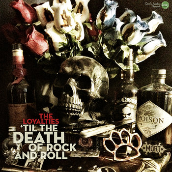 'Til The Death Of Rock & Roll - album and book download cover art