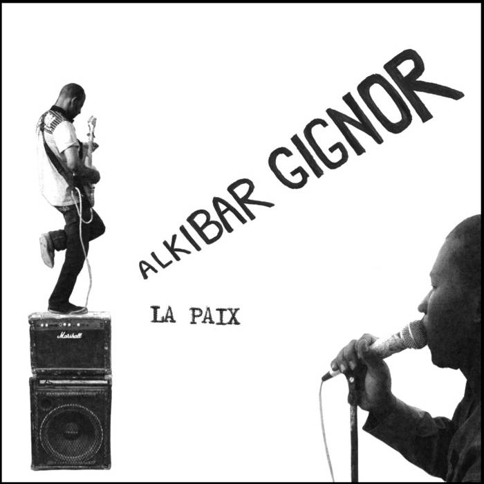 La Paix cover art