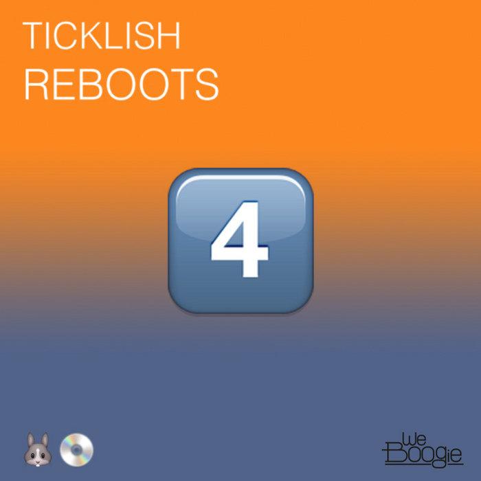 Reboots Vol. 4 cover art