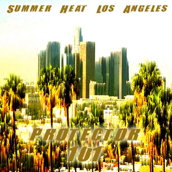 Summer Heat: Los Angeles (Single) cover art