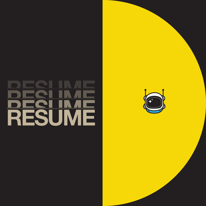The Resume cover art
