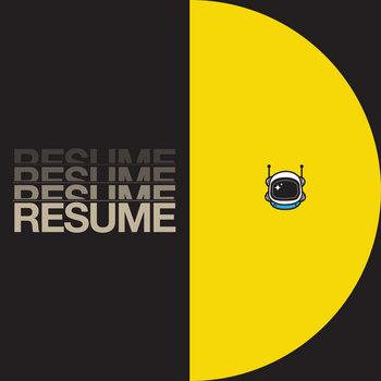 The Resume cover art