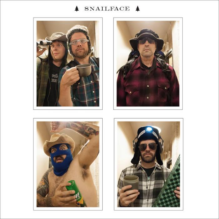 Snailface IV cover art