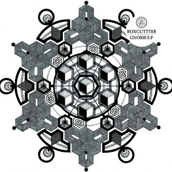 Boxcutter - Gnosis E.P. cover art