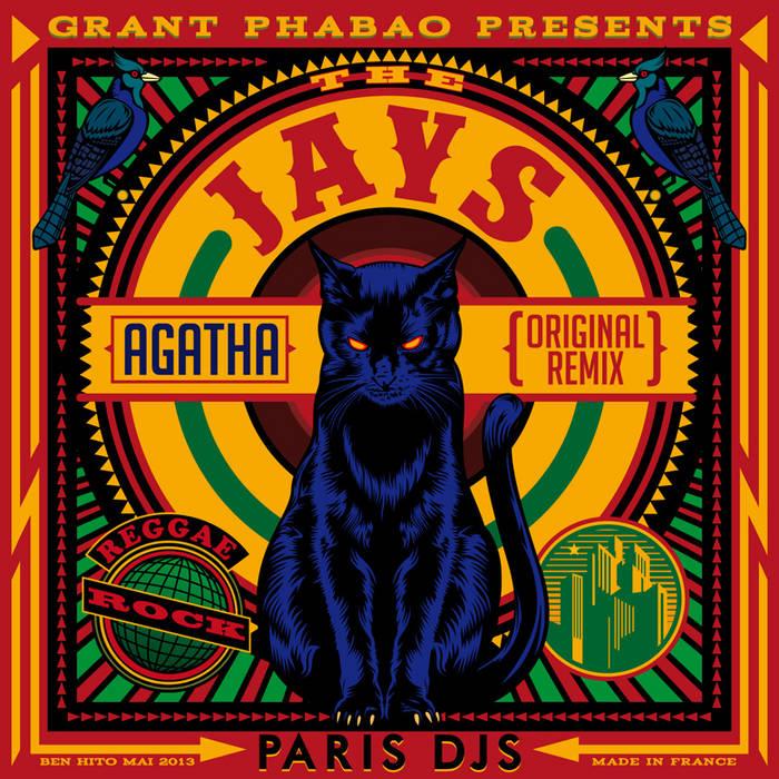 Agatha cover art