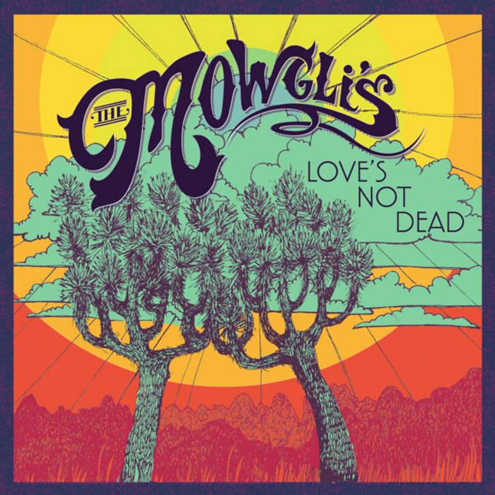 Love's Not Dead EP cover art