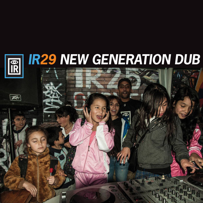IR29 New Generation Dub cover art