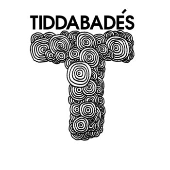 Tiddabadés E.P cover art