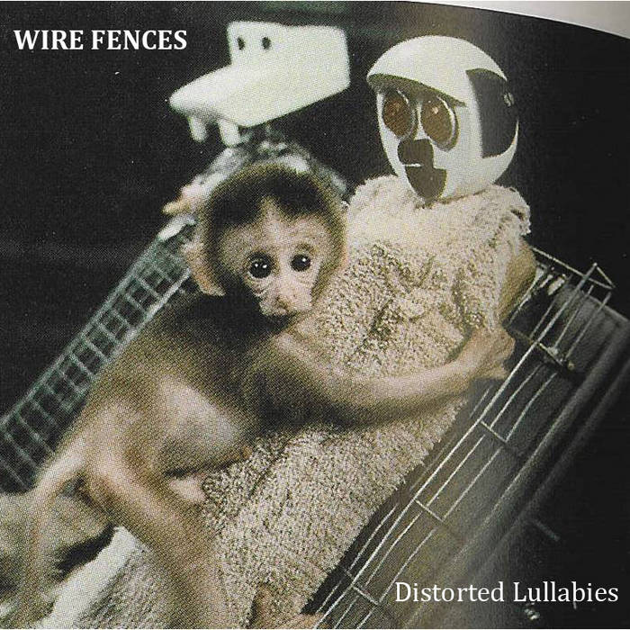 Distorted Lullabies cover art
