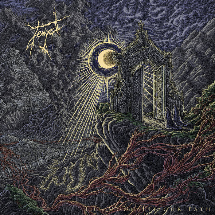 The Moon Lit Our Path cover art