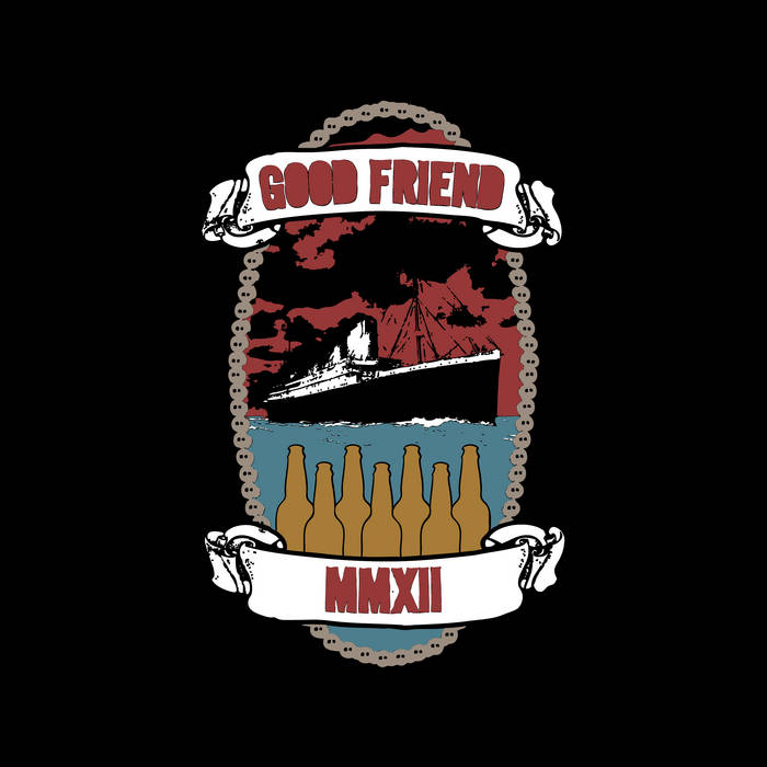 Good Friend EP cover art