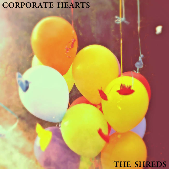 The Shreds cover art