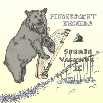 Fluorescent Presents: Summer Vacation II cover art