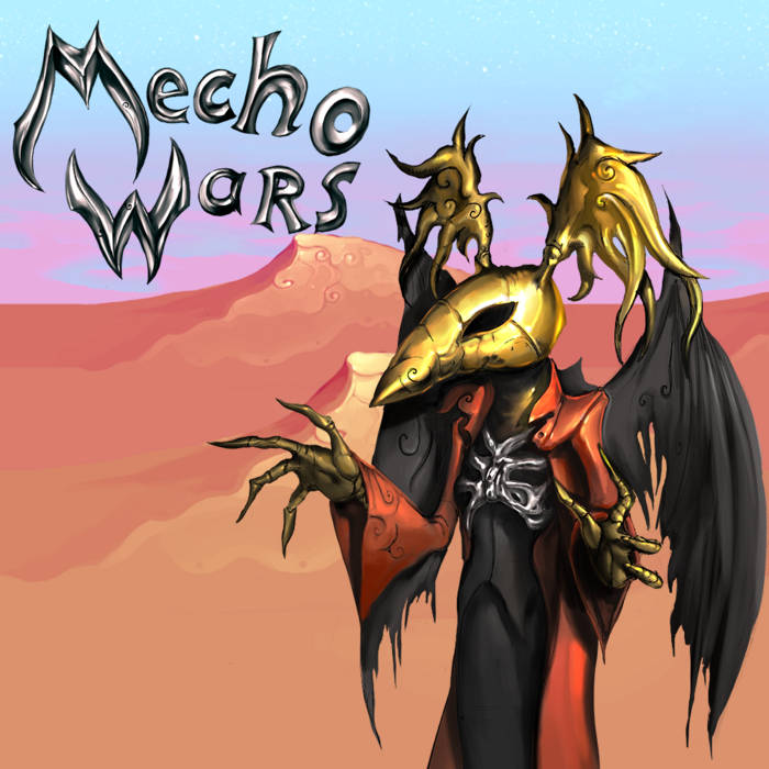 Mecho Wars HD: Desert Ashes OST cover art