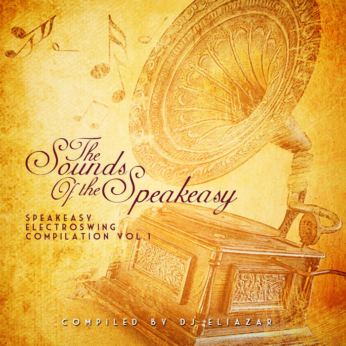 Speakeasy Electro Swing Vol. 1 cover art