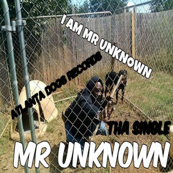 I AM MR UNKNOWN cover art